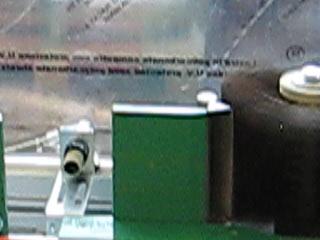 нижний лазерный датчик депульверы depulvera