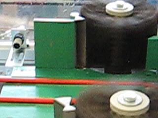 депульвера нижний лазерный датчик и боковые вращающиеся щетки